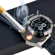Reloj Sport 2 En 1 Con Encendedor