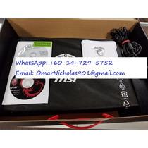 10 Nuevo, Msi Gaming Gt75vr 7re-dominator 013 2.9 Ghz I7-782