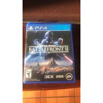 Star Wars Batllefront Ii Ps4