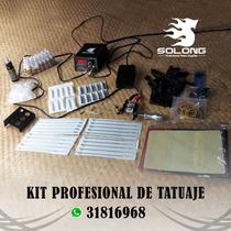 Kit Maquina Para Tatuar