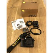 Cámara Réflex Digital Nikon D D800 36.3mp - Negro