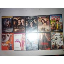 Peliculas Originales En Dvd, Negociables.