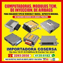 Computadoras Ecu Y Modulos Tcm Airbags Srs Pcm Para Vehiculo
