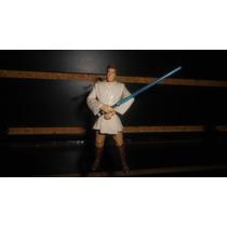 Star Wars, Obi Wan Padawan, Figura, Original Hasbo!!!