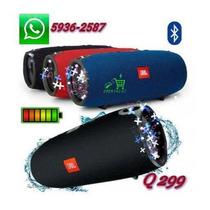 Bocina Recargable Con Bluetooth + Bono Regalo