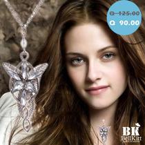 Collar Arwen Evenstar Del Señor De Los Anillos