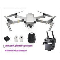 Dji Mavic Pro Platinum - Fly More Combo Drone