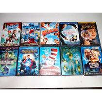 Peliculas Originales En Dvd, Negociables. Vendo O Cambio!!!