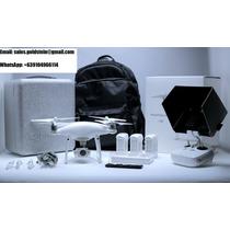 Dji Phantom 4 Pro Quadcopter Drone Starters Bundle