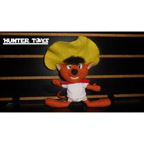 Looney Tunes, Speedy Gonzales, Peluche, Original Ace, 8 !!!