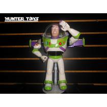Disney, Toy Story, Buzz Lightyear, Figura Con Luz Y Sonido