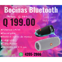 Bocinas Con Bluetooth