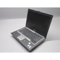 Laptop Dell Latitude D620  80 Gb De Disco Duro, 2 Gb  Ram