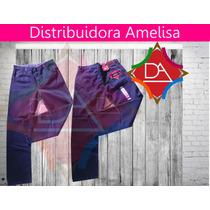 Pantalones De Lona De Caballero Rectos Por Mayor
