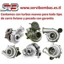 Reparación De Turboalimentadores En Guatemala