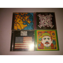 Vendo Cd, Original De Santana, Molotov, The Strokes, Tribute