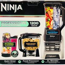 Licuadora Profesional Marca Ninja 1200 Watts Tres En Uno