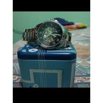 Reloj Corazon Abierto Automatico