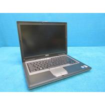 Laptop Dell Latitude D630 Con 2 Gb De Ram Y 80 De Disco Duro