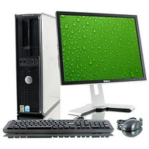 Desktop  Intel Core 2 Duo  Disco Duro De 160 Gb, Monitor, Tm