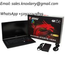 Msi Gl62m 7rdx-1646, 15.6  Core I7-7700hq 256 Ssd