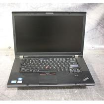 Laptop Lenovo Thinkpad   T510