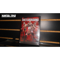 Wwe, Luchadores, Battleground, Año 2013, Dvd!!!